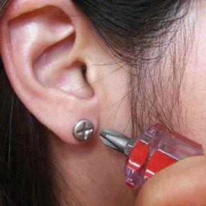 ear screw