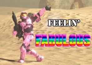 halo – feelin' fabulous