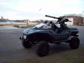real life warthog from HALO