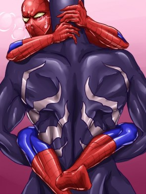spider-man loves venom