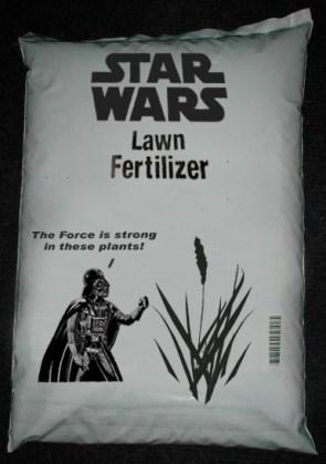 star wars lawn fertilizer
