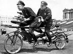 vintage bike cops