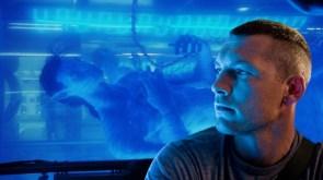 Jake Overlooks his Avatar