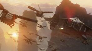 avatar – flying unit