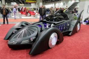 batman forever batmobile