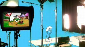 blue screen smurf