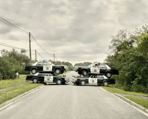 cop car stack up