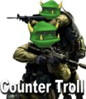 counter troll