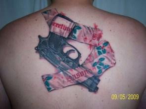 die hard tattoo