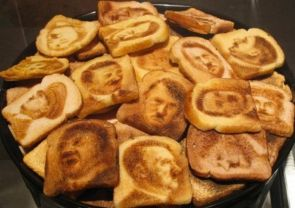 famous toast