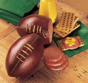 football sausage