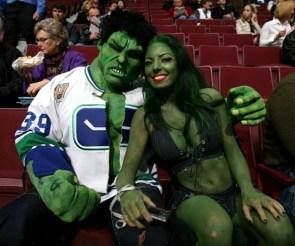 hulk couple