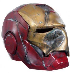 iron man's mashed up mask