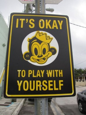 it's okay to play with yourself