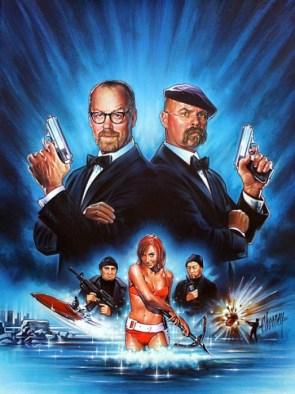 myth busters movie art