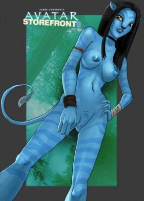 nsfw – avatar nude