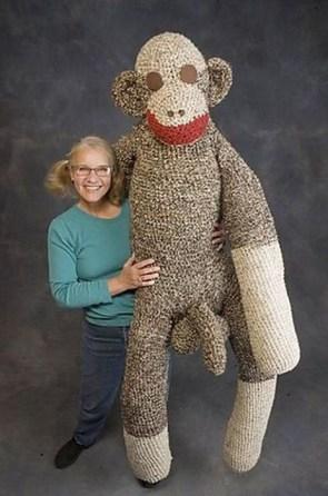 nsfw – stuffy monkey