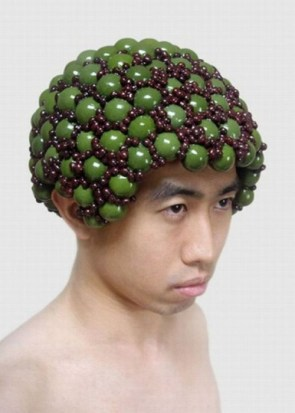 olive hat