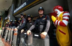 Unrest in Thailand