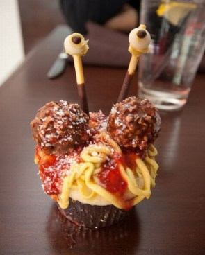 the flying spagetti monster – cupcakes