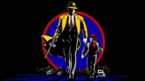 Dick Tracy and the Kid Wallpaper