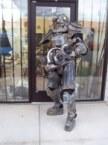 Fallout Statue