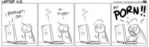 Laptop KO