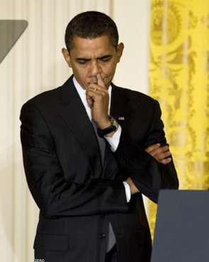 Obama Nose Pick