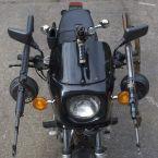 machine gun motorcycle