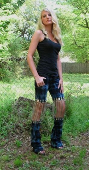 chain pants