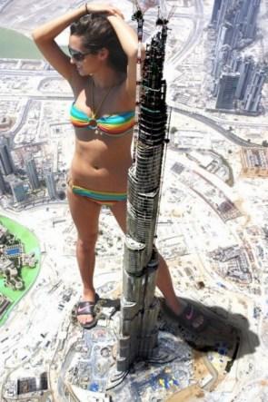 dubi tower bikini