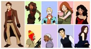 firefly cartoon