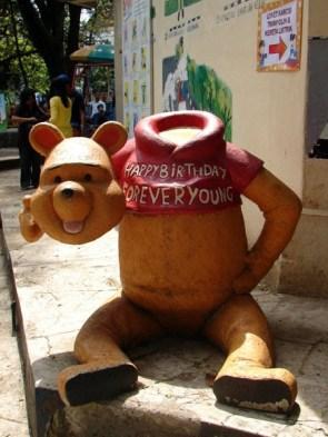 freaky pooh