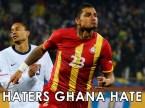 haters ghana hate