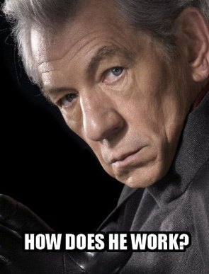 magneto – how does he work