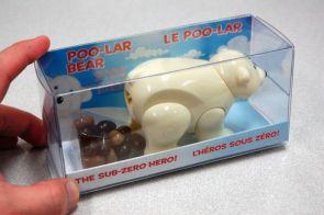 poo-lar bear