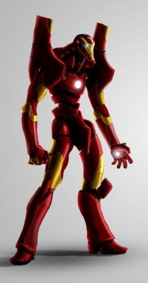 protoss iron man