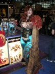 red dawn cosplayer – ny comiccon 2009