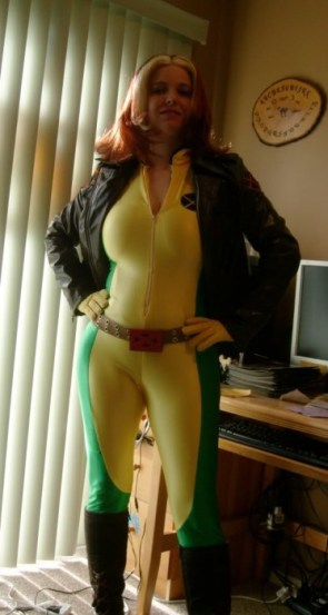 rogue cosplayer