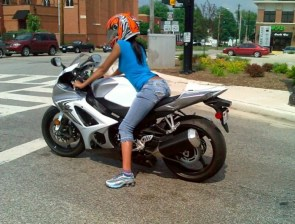 sexy motorcyclists