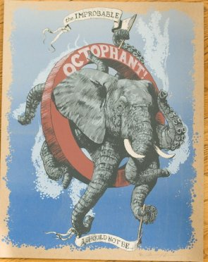 the improbable octophant