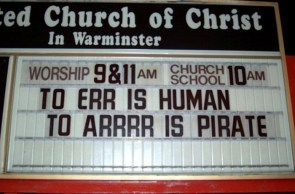 to arrrr is pirate