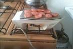 Ironing stove