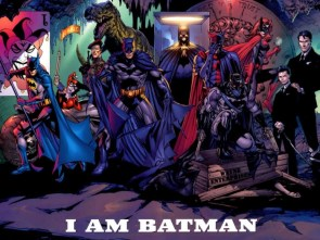 battle for the cowl – I am batman