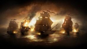 battleship battle wallpaper