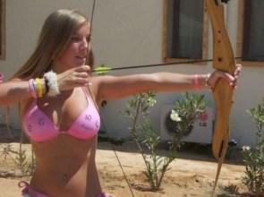 bikini archer
