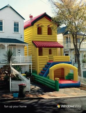 fun up your home – windows vista