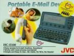 portable e-mail device