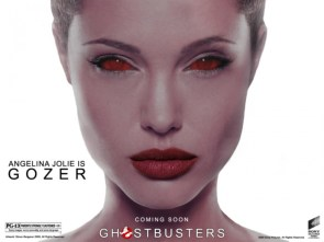 angelina jolie is gozer