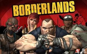 Borderlands on STEAM